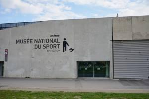 Musée National du Sport (exterior)