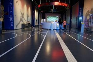 Musée National du Sport (interior)