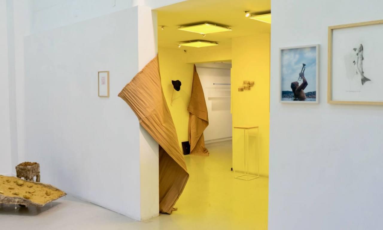 Galerie Eva Vautier, art contemporain à Nice