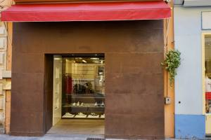 Antic Boutik boutique urban wear à Nice facade