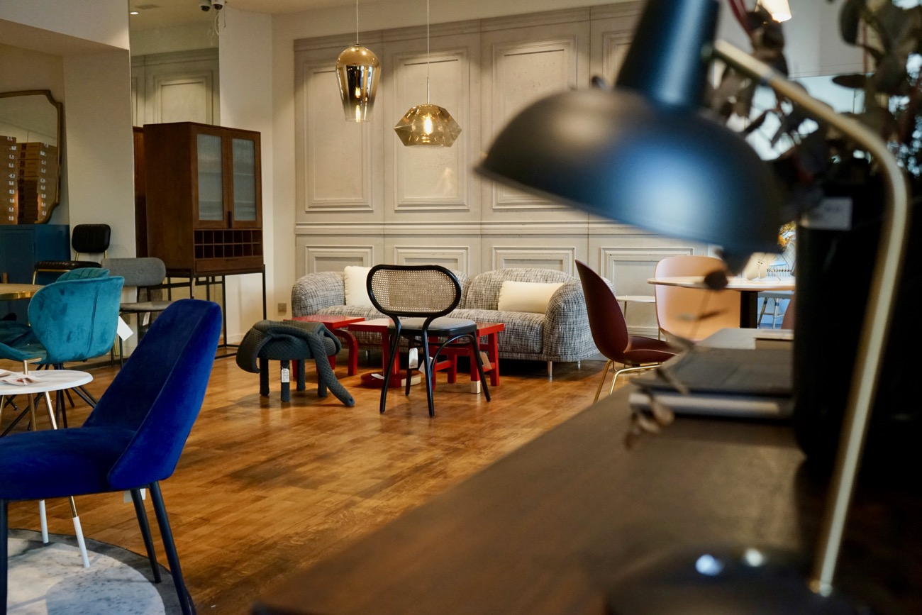 Objets Deco Et Mobilier Design A Nice Cobalt Love Spots