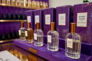 Molinard créateur parfumeur à Nice fragrances
