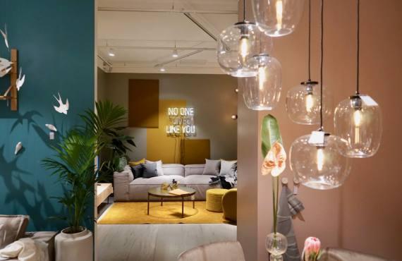 Bolia boutique deco design scandinave à Nice luminaires