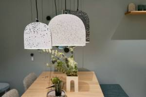 Bolia boutique deco design scandinave à Nice suspensions lumineuses