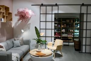 Bolia boutique deco design scandinave à Nice salon