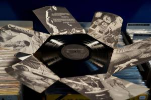 Evrslt disquaire vinyles à Nice Disque