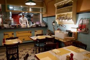 Le Comptoir du marché restaurant dans le Vieux Nice cuisine