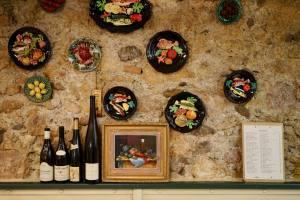 Le Comptoir du marché restaurant dans le Vieux Nice cuisine déco