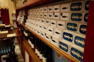 Le Comptoir du marché restaurant dans le Vieux Nice cuisine sardine