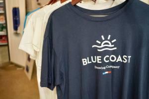 Blue Coast Brasserie artisanale Nice tees