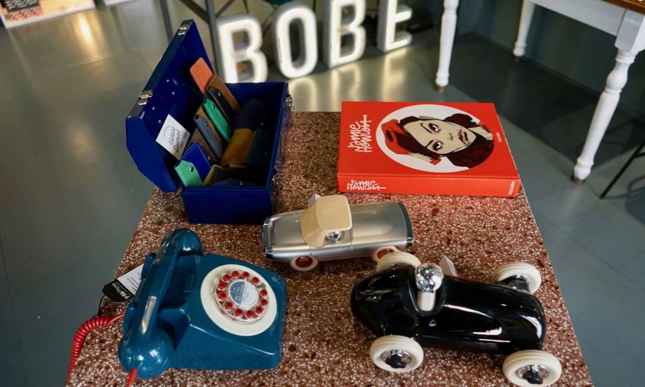 Borgoltz Berthelemy boutique d'objets déco à Nice jouets