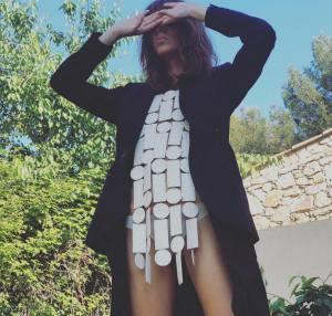 Jonathan Canuti Créateur mode pour le Studio clandestin à Nice
