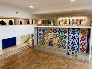 Musée Matisse art moderne à Nice céramiques