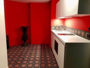 L'Abeille Boutique-appartements à Nice cuisine