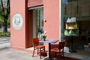 Les Parleuses Café-librairie à Nice enfants