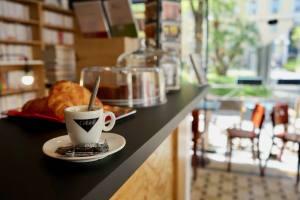 Les Parleuses Café-librairie à Nice café