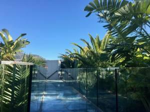 Musée d'art moderne et d'art contemporain de Nice terrasse