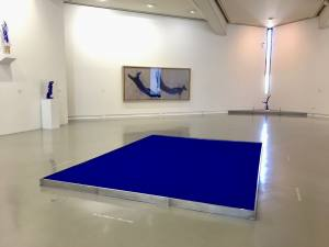 Musée d'art moderne et d'art contemporain de Nice Yves Klein