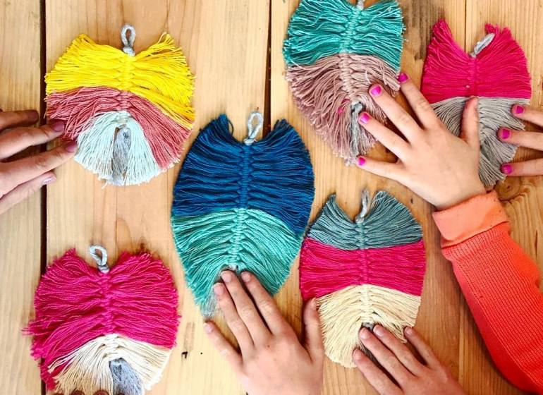 NiceWool Atelier tricot Do it Yourself à Nice enfants