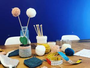 NiceWool Atelier tricot Do it Yourself à Nice atelier tricots