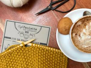NiceWool Atelier tricot Do it Yourself à Nice atelier tricot cafe paulette