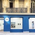 Espace vendre galerie d'art contemporain à Nice vitrine