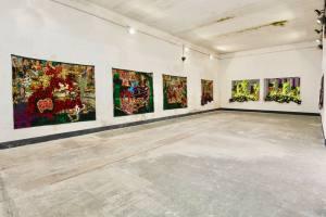Espace vendre galerie d'art contemporain à Nice exposition