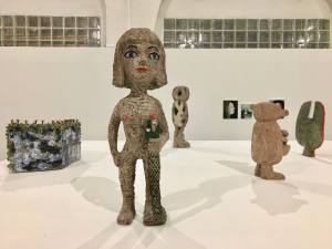 Espace vendre galerie d'art contemporain à Nice statues