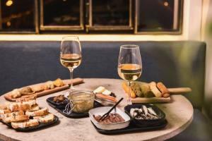 Rosé, la bar à vins spécialisé dans les vins rosés à Nice (tapas)