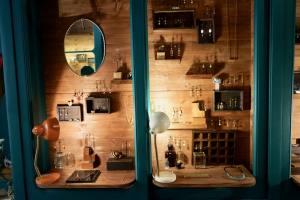 Les délices de Candice, créatrice bijoux vintage à Nice (vitrines)