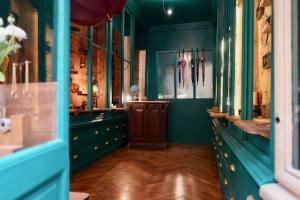 Les délices de Candice, jewellery creator Nice - the interior
