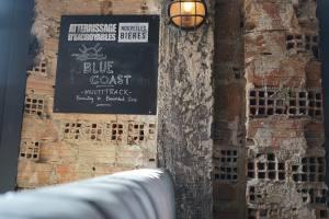 Brewdog, Artisanal beer pub, Nice (interior)