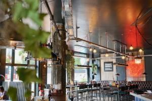Brewdog, pub de bières artisanales à Nice (salles)