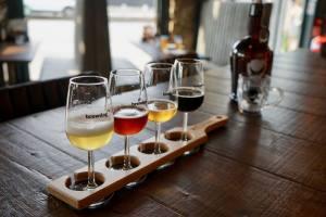 Brewdog, Artisanal beer pub, Nice (beer tasting)