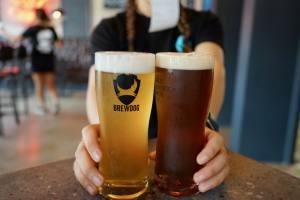Brewdog, pub de bières artisanales à Nice (pinte)