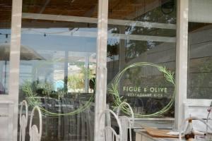 Figue et Olive, restaurant avec vue sur les hauteurs de Nice (Veranda)