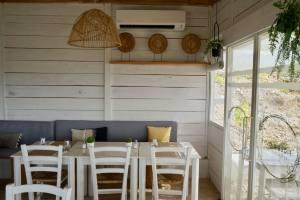 Figue et Olive, restaurant avec vue sur les hauteurs de Nice (salle intérieure)