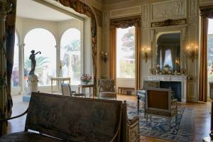 Ephrussi de Rothschild villa and gardens, Saint-Jean Cap-Ferrat (the decoration)