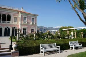 Ephrussi de Rothschild villa and gardens, Saint-Jean Cap-Ferrat (the villa)