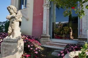 Villa et Jardins Ephrussi de Rothschild Saint-Jean Cap-Ferrat (statuettes)