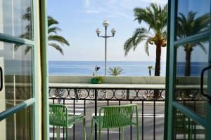 Babel Babel, Mediterranean cuisine in Nice (view)
