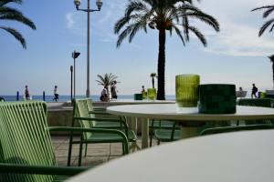 Babel Babel, cuisine méditerranéenne à Nice (terrasse)