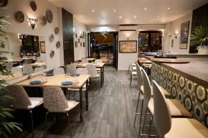 Daki-Daia - Mediterranean cooking - Nice (interior)