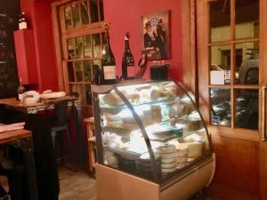 Glouphile, cave à vins et bar à manger à Nice (fromages)