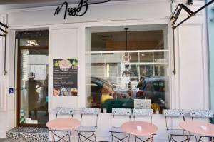 Miss B - tearoom - Nice (exterior)