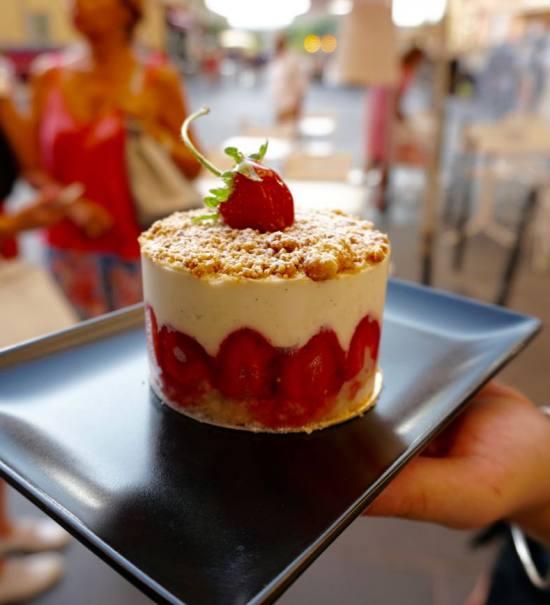 Néron , glaces artisanales à Nice