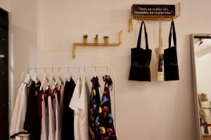 Sœur'elles, concept store in Vieux-Nice (interior)