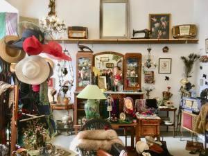 Au bonheur des cocottes, retro fashion and deco shop in Nice (articles)