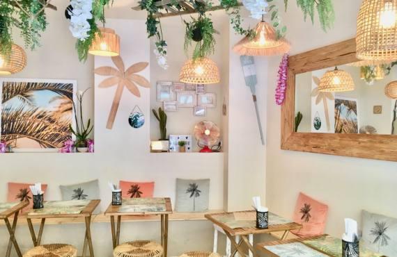 Poké Lov', Poké Bar hawaïen à Nice (salle)