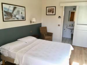 Villa Saint Hubert, petit hôtel de charme à Nice (chambre)